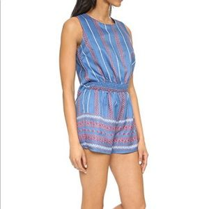 Moon River Romper XS